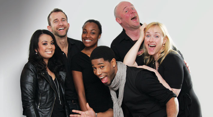 image musical gone mad cast